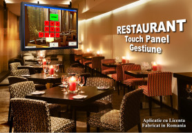 Restaurant/Cafenea/Bar -Touch Panel Gestiune